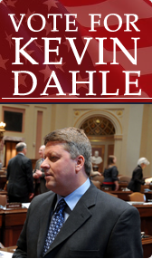 Vote Kevin Dahle 2012